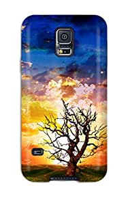 High-end Case Cover Protector For Galaxy S5(animated S )