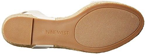 Nine West mujer edoile sintético sandalias de cuña Offw-Ofw