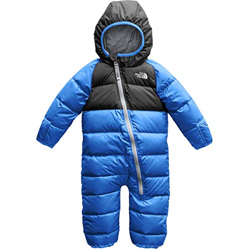 The North Face Infant Lil' Snuggler Down Suit- Turkish Sea - 18M