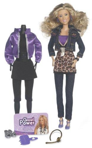 girl doll Cheetah