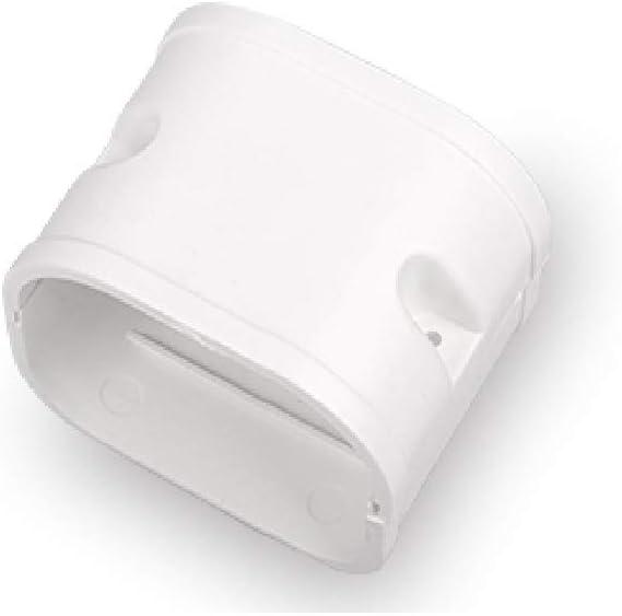 "LYPREM Air Conditioner Decorative Accessories 4"" Coupler"