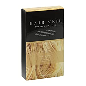 FHI Heat Hair Veil Powder Hair Filler, Light Blonde