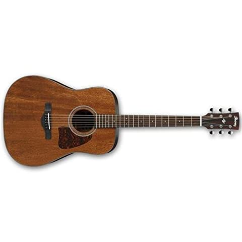 Ibanez AW54OPN Artwood Dreadnought Acoustic Guitar - Open Pore Natural (Ibanez Ac240)