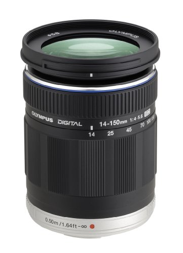 Olympus ED 14-150mm f/4.0-5.6 micro Four Thirds Lens for Olympus and Panasonic Micro Four Third Interchangeable Lens Digital Camera