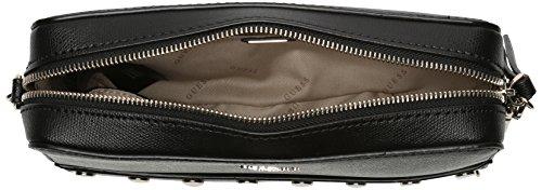 Guess - Hwvs6421120, Bolsos de mano Mujer, Nero, 12.5x27x42.5 cm (W x H L)
