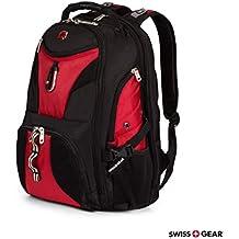 """SwissGear Travel Gear 1900 Scansmart TSA Large Laptop Backpack for Travel, School & Business - Fits 17"""" Laptop"""