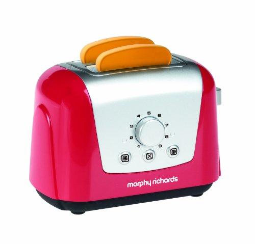 Casdon Morphy Richards Toaster Playset, Red/Grey/Black