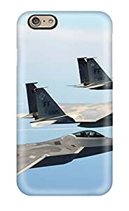 Dixie Delling Meier's Shop New Style New Tpu Hard Case Premium Iphone 6 Skin Case Cover(an Fa 22 Raptor Two F 15 Eagles)
