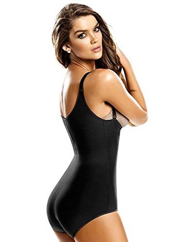 e19a27ddd5e Leonisa Women s Slimming Braless Body Shaper in Classic Panty ...