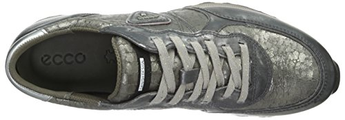 Alusilver Baskets Ladies 42 Ecco Basses Warm Sneak Femme Alusilver50149 Grey Gris Weiß EU FqSEnzw4