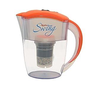 Filtre à eau AcalaQuell Swing carafe filtrante   Orange   Très haute performance de filtration   Filtre à charbon actif…