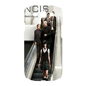 SamSung Galaxy S3 9300 phone cases White NCIS fashion cell phone cases UTRE3332882