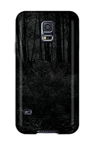 Shock-dirt Proof Forest Case Cover For Galaxy S5