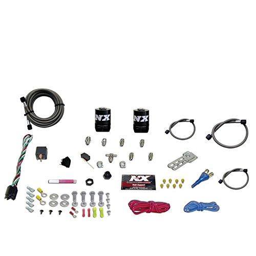 Nitrous Legend - Nitrous Express 20923-00 35-75 HP Sport Compact EFI Single Nozzle System