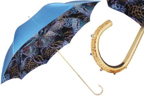 Pasotti Blue Emerald Umbrella