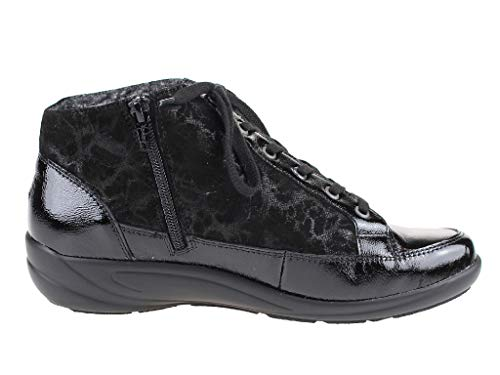 Boat Semler Shoes Black Semler Women's Boat Women's Shoes Black Semler Wqt8wf0x7