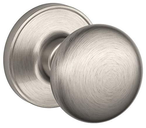 - J Series Stratus Passage Door Knob Finish: Satin Nickel