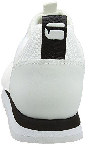 42 Bianco Sneaker Deline star G white Uomo 110 Raw Eu wqU8RTX
