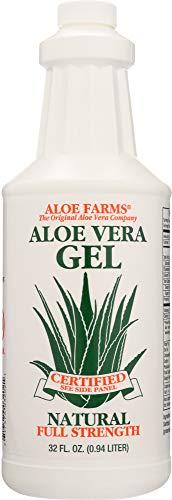 StarSun Depot Aloe Vera Gel Organic, 32 oz