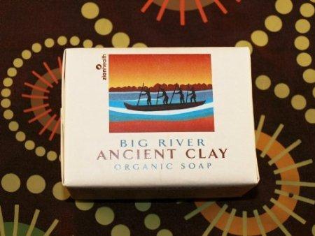 Zion Health Big River Ancient Clay Organic Soap