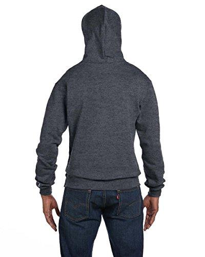 Champion Men's Double Dry Eco Pullover Hood Carbone mélange Aclaramiento Proveedor Más Grande Descuentos En El Precio Barato Precio Barato Profesional Comprar Barato Extremadamente Aclaramiento De Llegar A Comprar 1tNAcZE