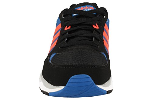 Rojsol Cloudfoam Azuuni Negro Zapatillas 8tis para Hombre Exterior de Negbas Adidas Deporte x4apdvxw