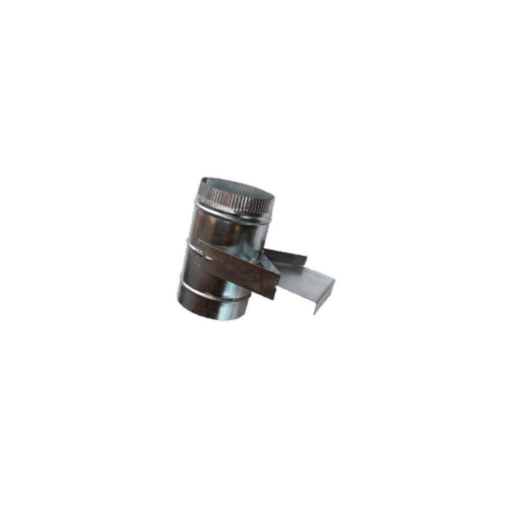 Holzprofi - Trappe à guillotine d'aspiration D. 120 mm - AB-UTG120 - Holzprofi