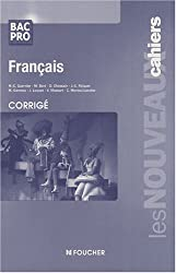 Français Bac Pro : Guide pédagogique corrigé