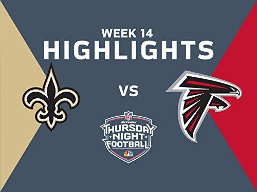 Week 14  Highlights  Saints Vs  Falcons  17 20