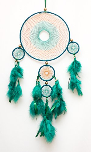 Daedal dream catchers- Green Foliage DDC66