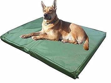 ADOV Cama Perro, Impermeable cojín colchón para Mascotas Perros o Gatos Lavable Material de Cubierta Duradero Oxford 600D XXL/XL/M/S- Grande