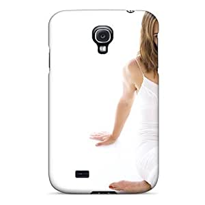 Durable Defender Cases For Galaxy S4 Tpu Covers(brooke Shields Hd)