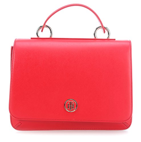 rouge Youthful Hilfiger Tommy à Sac bandoulière wOzZ74q
