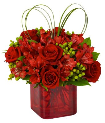 Valentines Flower Delivery - Valentines Day Roses - Valentine's Day Delivery Gifts - Valentine Flower Bouquets - Send Flowers for Valentines Day Flowers by The Shopstation - Express Deepest ()