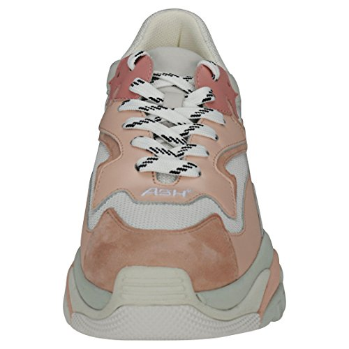Blanco Zapatillas Ash Blush Addict White Mujer Powder tUUEAxBw