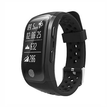 Kydo Smart Band Fitness Activity Tracker S908 con GPS Waterproof ...