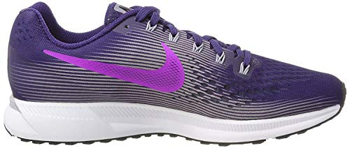 2in1 Nike Shorts in Uomo Distance Violet da Flx Nk Ink Running Hyper 1 M 2 7in rrYRxt