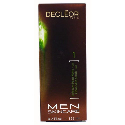 - Decleor Clean Skin Scrub Gel, 4.2 Fluid Ounce