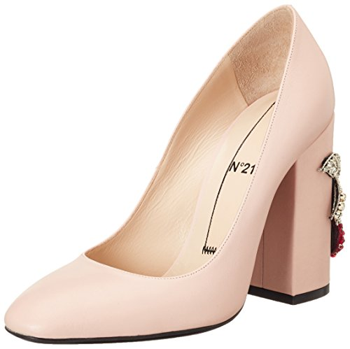 N°21 Damen 8160.2 Pumps Pink (NUDE)