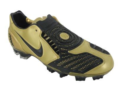 0c4bfb13ef94 Nike Total90 Laser II FG 318793-701-8 Metallic Gold/Black: Amazon.ca ...
