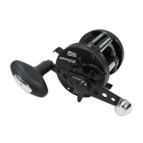 Abu Garcia Pr-6500BE Ambassadeur Pro Rocket Be, Black, 6500