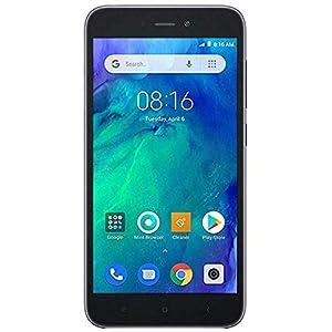 Xiaomi Redmi GO (8GB) 5″ Display, Snapdragon 425, Global 4G LTE Dual SIM GSM Factory Unlocked – International Model (Black)