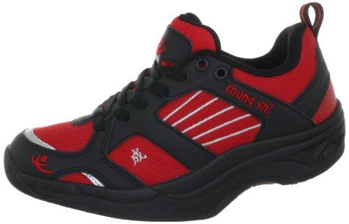 Shi Chung Unisex Da Camminata Adulto 9100120 Scarpe Rot schwarz rot – dxnrXxH