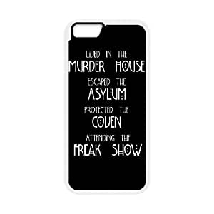 """American Horror Story Customized Cover Case for Iphone6 4.7"""",custom phone case ygtg-769574"""