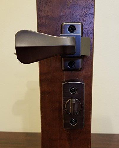 Storm Door Hardware Surface Mount- 1-3/4 inch Thick Door-90239-151 Oil Rubbed Bronze by International Resources (Image #2)