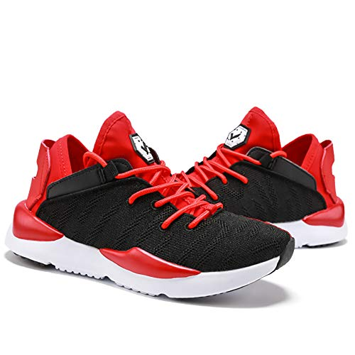 Flyknit 6red Slip Sneakers On Shoes Shoes Athletic Sport Shoes Comfortable Running Lightweight qRPtzxTyw