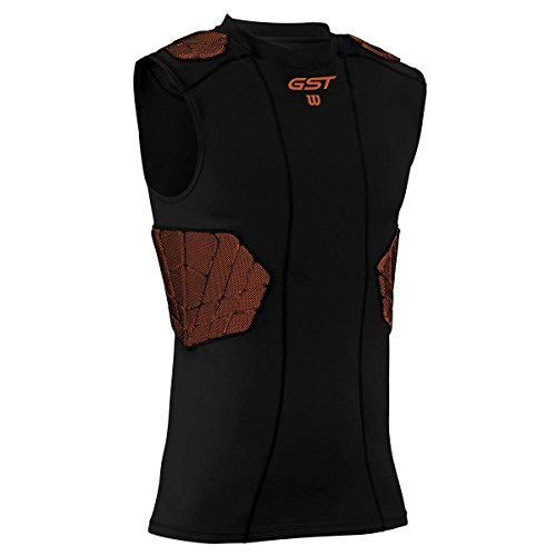 Wilson Adult GST 5-Pad Football Protective Shirt