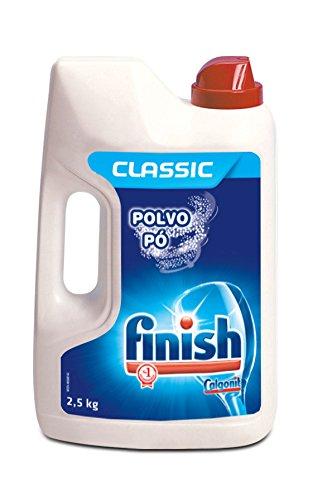 Finish Lavavajillas Polvo - 2,5 kg