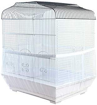 KEBY - Cubierta Protectora de Malla para jaulas de pájaros con ...