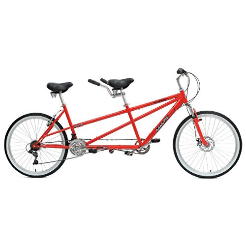 Great Features Of Mantis Taureno Tandem Bicycle